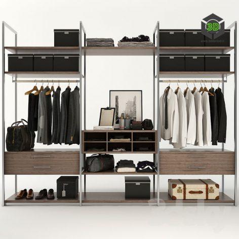 Wardrobe 008(3ddanlod.ir) 372