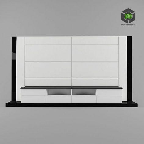 Мебель под тв 240 (3ddanlod.ir)