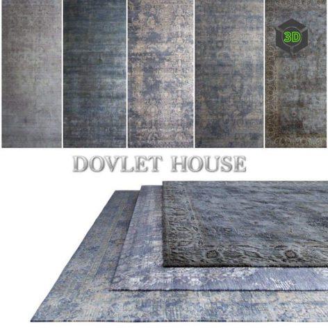 На перезаливку Ковры DOVLET HOUSE 5 штук (part 85) 024 (3ddanlod.ir)