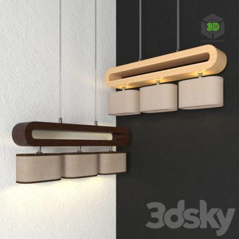 Подвесной светильник LUSSOLE NULVI LSF-2103-03_LSF-2113-03 068 (3ddanlod.ir)