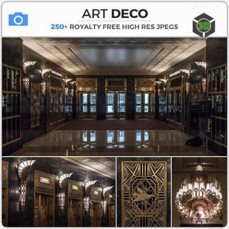 Photobash - Art Deco 1-2 009 cover (3ddanlod.ir)