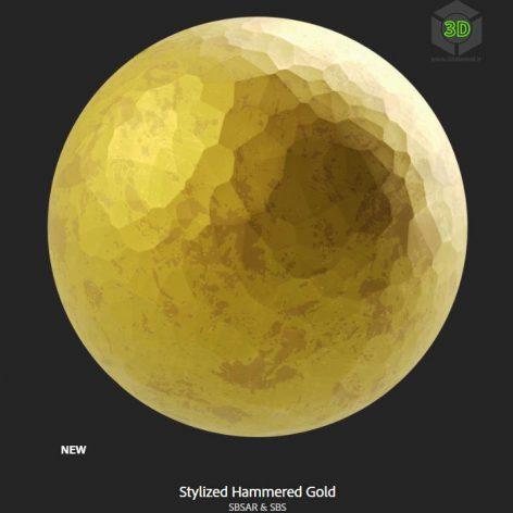 دانلود متریال طلا 1551